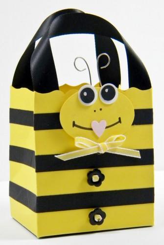 Giấy Thuận An   Hộp quà con ong