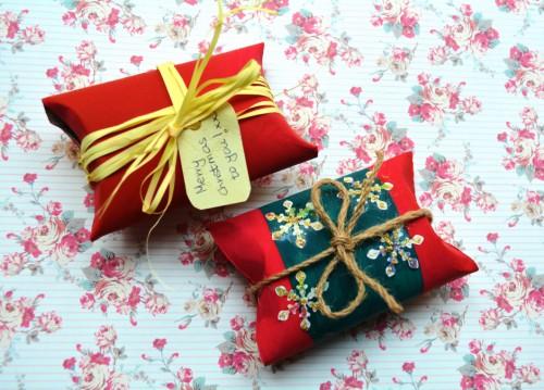 Giấy Thuận An   Hộp quà táo bạo từ lõi giấy vệ sinh